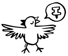 tweet pin